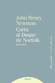Carta al Duque de Norfolk