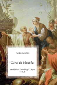 Curso de Filosofia - (em 3 Volumes)  Edição Fac-símile