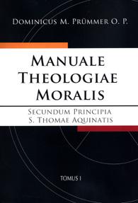 Manuale Theologiae Moralis - em 3 volumes (em Latim) - (Edição Fac-símile)