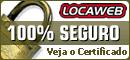 LOCAWEB 100% Seguro